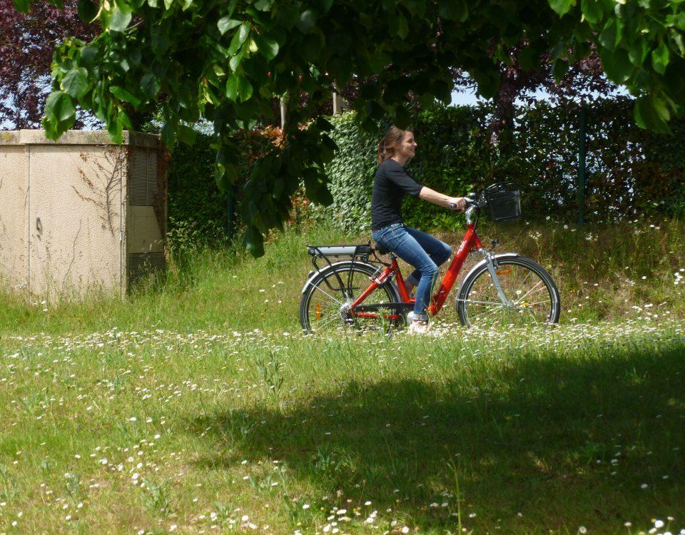 vélos électriques chateau gontier